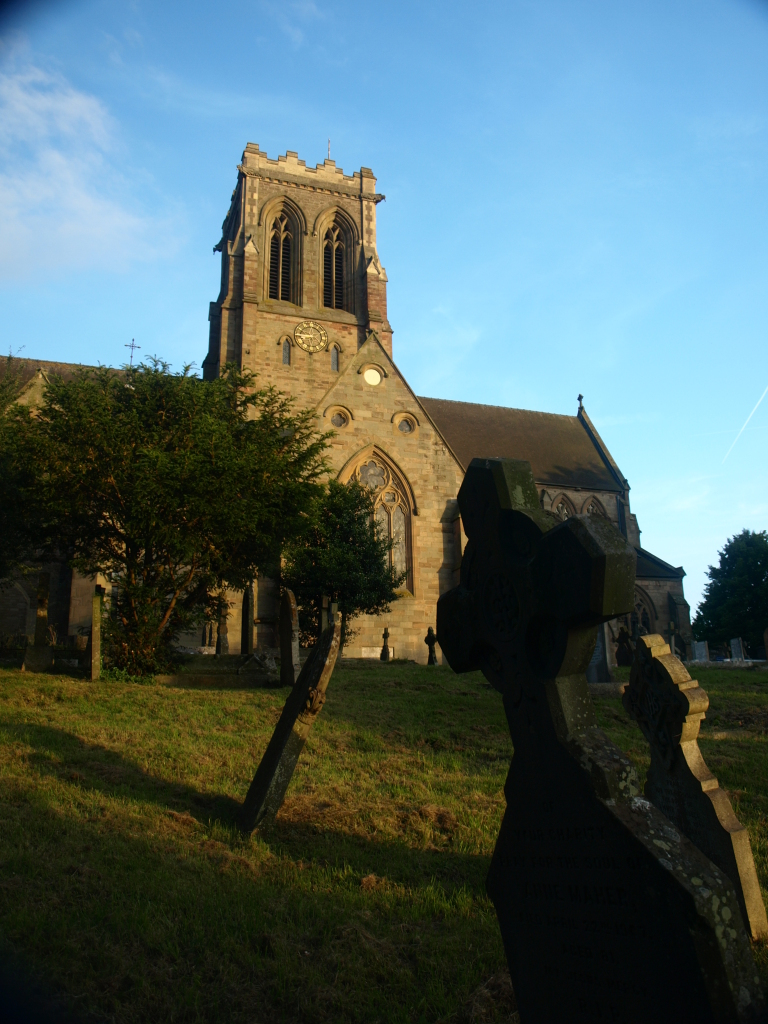 Belmont Abbey Church Hereford Hook Mason Ltd